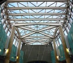 Крышно-купольная система ALT SKL50